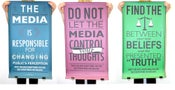 Image of A Manifesto for Truth - 3 Poster Bundle Pack