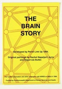 Image of Brain Story Flip chart + GST