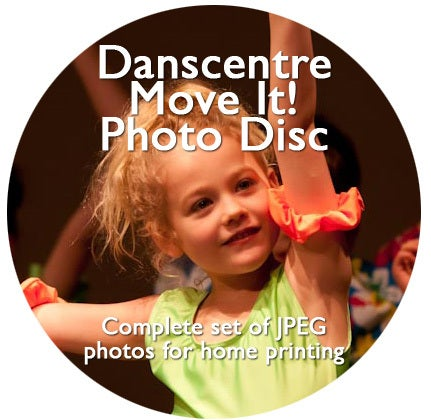 Image of Danscentre Move It! Photo Disc