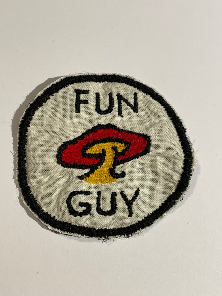 Image of Fun Guy patch. 2