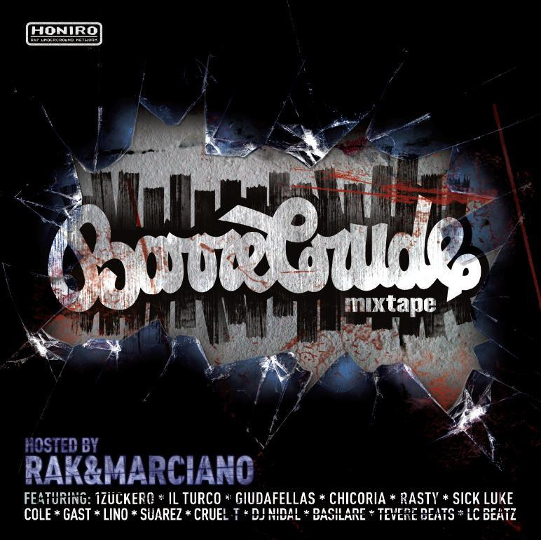 "Image of ""BARRECRUDE MIX TAPE"""