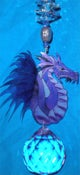 Image of Dragon with crystal sphere