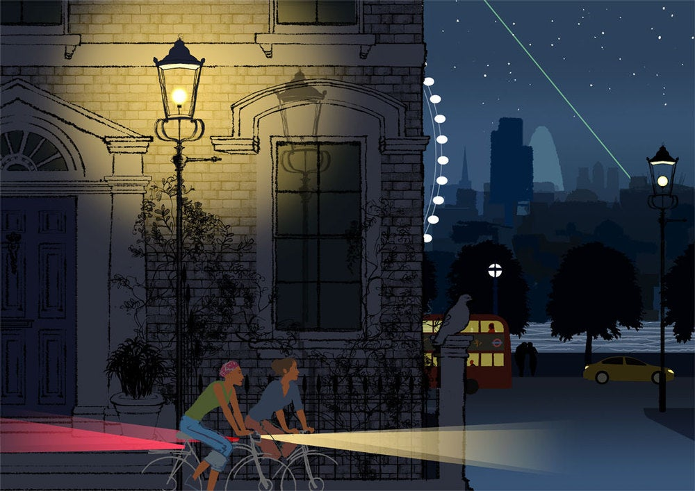 Image of Night Bikes