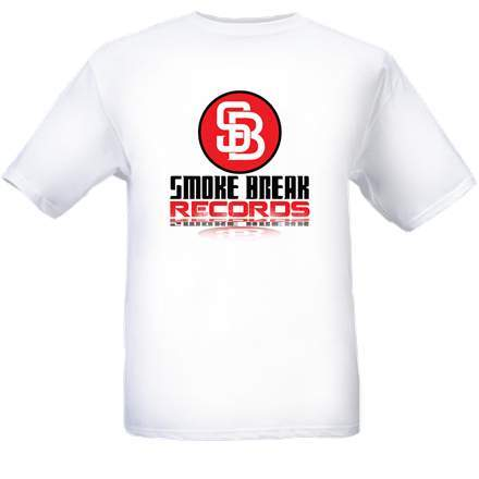 Image of Smoke Break Logo Shirt