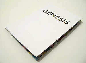 Image of GENESIS! SHOW CATALOGUE!
