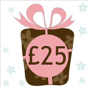 Image of The Frangipani Tree £25 Gift Voucher