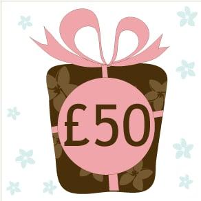 Image of The Frangipani Tree £50 Gift Voucher