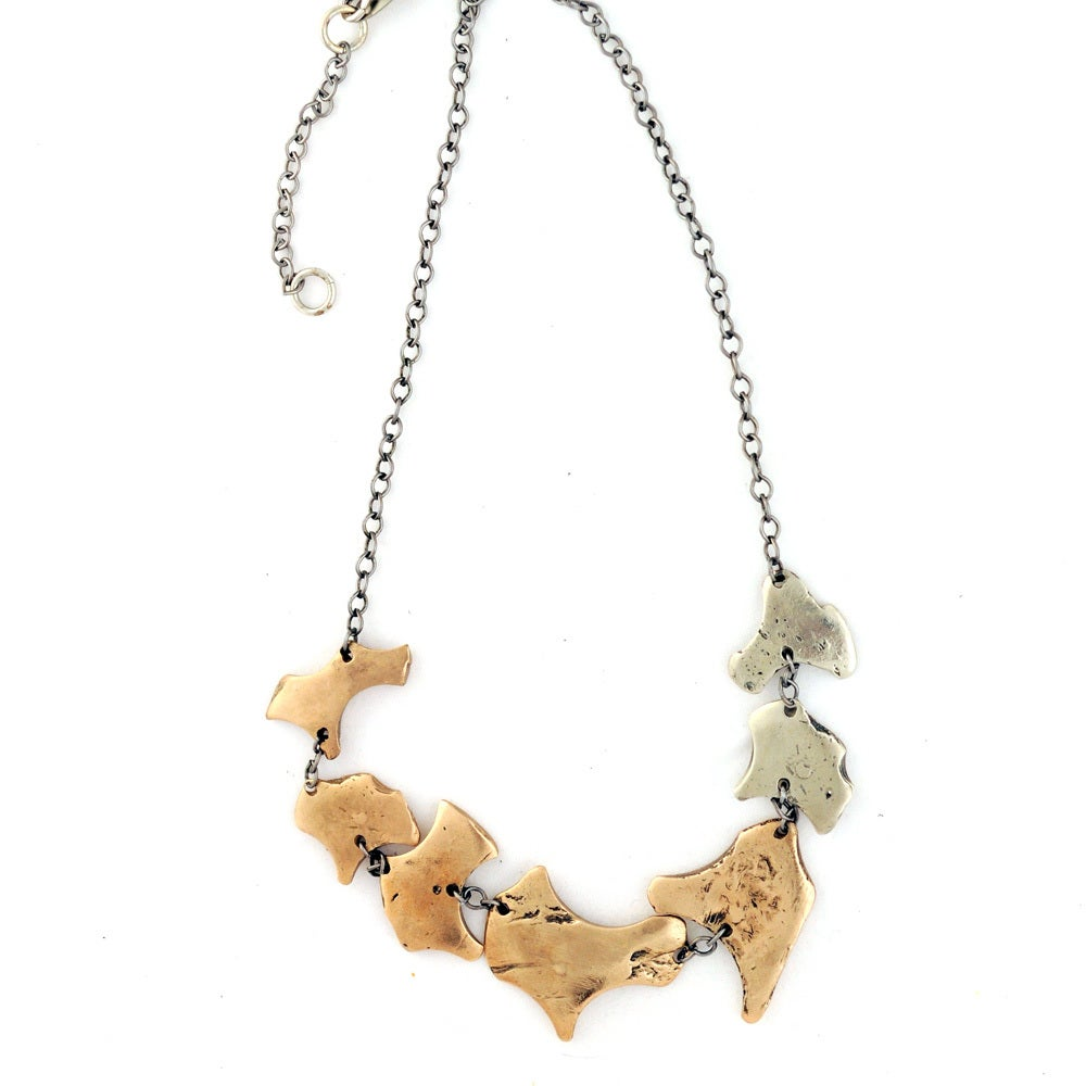 Image of Debitage necklace