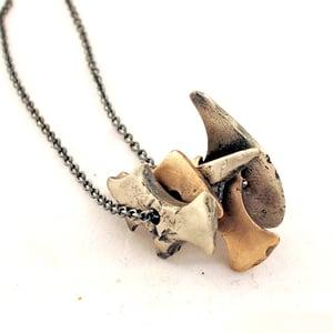 Image of Short Strata Necklace