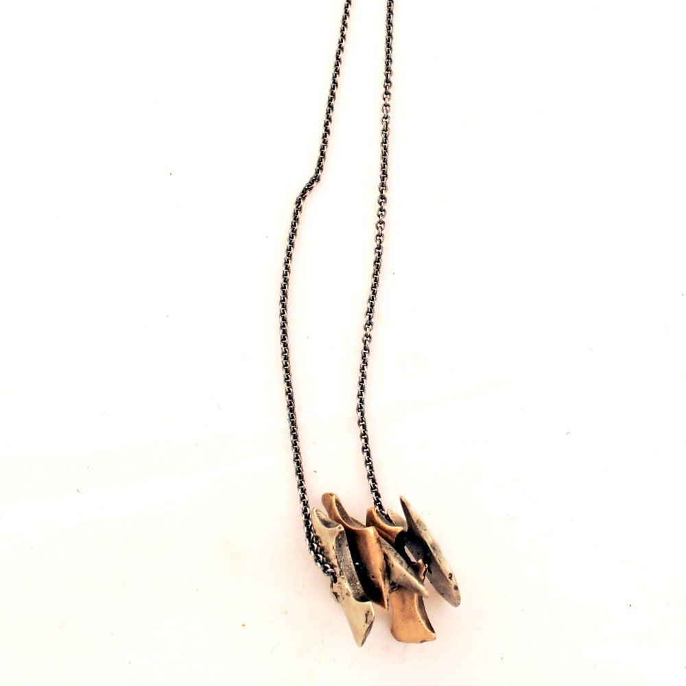 Image of Short Strata Necklace