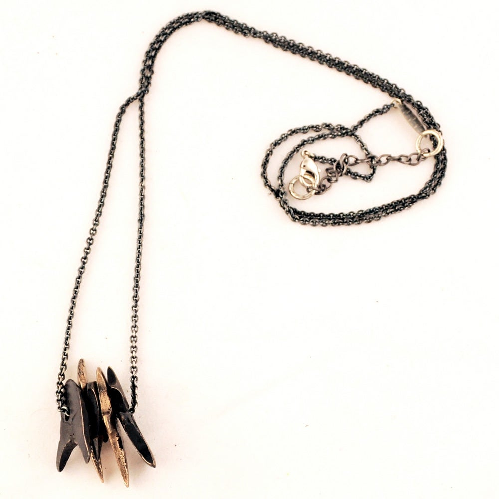 Image of Long Strata Necklace