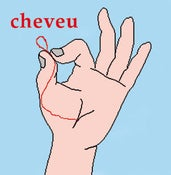 "Image of CHEVEU :: ""CHEVEU"" 1st album :: BORN BAD RECORDS"