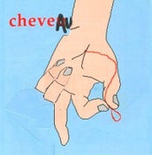 "Image of CHEVEU :: ""CHEVEAU"" LP :: PERMANENT RECORDS"