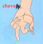 "Image of CHEVEU :: ""CHEVEAU"" LP :: PERMANENT RECORDS"