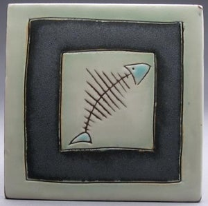 "Image of Fishbone, 4x4"""
