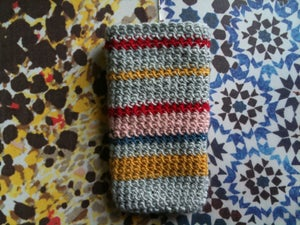 Image of Notizheft inspired iPhone Pouch
