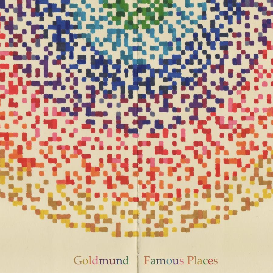 Image of Goldmund | Famous Places (mp3)