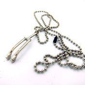 Image of UNION Parts & Recreation Bicycle Jewelry- Bike Fork Charm Necklace