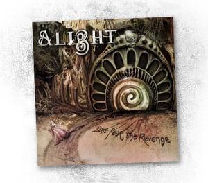 """Image of Alight - """"Don't fear the revenge"""" [CD-Digipak]"""