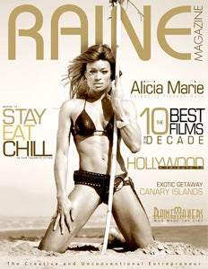 Image of Raine 7 - The Hollywood Issue