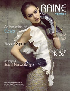 Image of Raine 5 - The International Issue