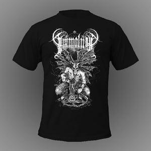Image of Immolith Demon Goat Shirt