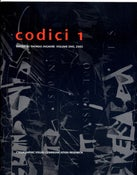 Image of Codici 1, Visual Communication Research