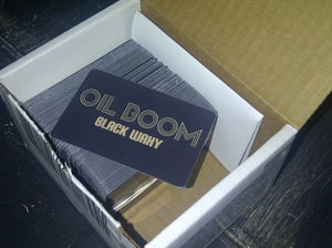 Image of Black Waxy - Album