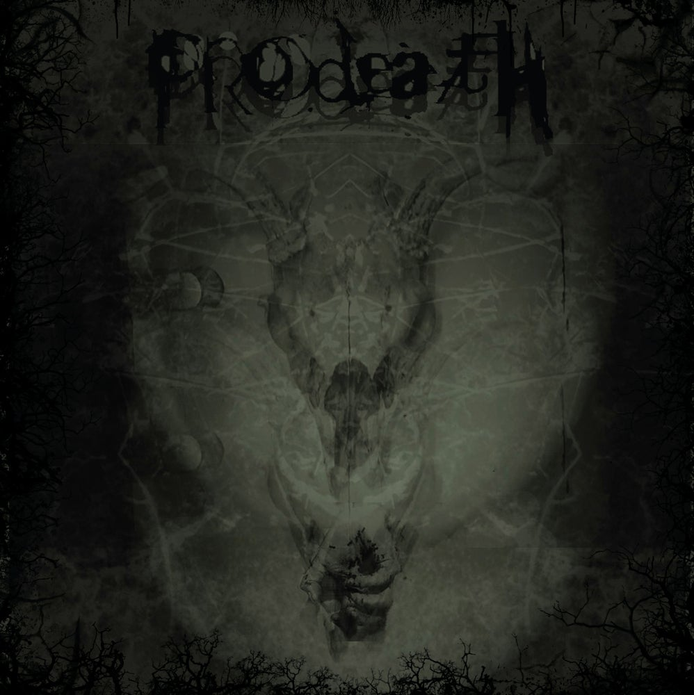 Image of Pro-Death The Aesthetic Somber Of Death  CD