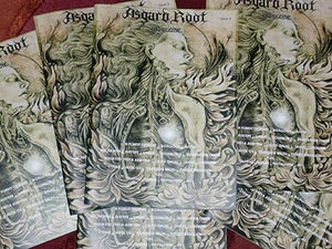 Image of Asgard Root Magazine Issue 2