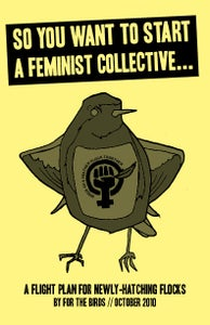 Image of So You Want To Start A Feminist Collective...