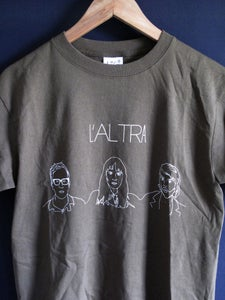 Image of L'Altra Faces T-Shirt (Green)