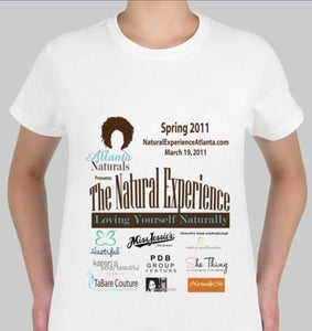 Image of The Natural Experience Commemorative T-Shirt