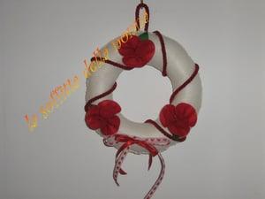 Image of Roses Garland- Ghirlanda con rose