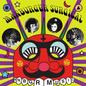 Image of Manburger Surgical - MNBGR Music (CD)