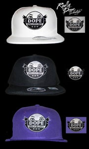 Image of Really Dope Auvidi™ Series Limited Edition Snapback Hat
