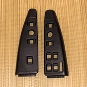 Image of 91-96 Chevy Caprice/Impala SS Switch Panels Housing (Blank Black)