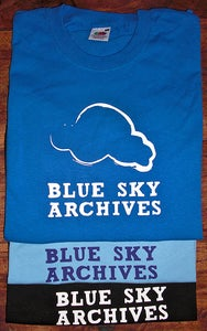 Image of Blue Sky Archives T-Shirt