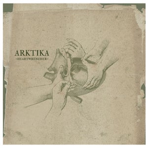 """Image of ARKTIKA - HEARTWRENCHER 12"""" LP coloured (2nd & 3rd press)"""