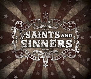 Image of 'The Saints And Sinners' CD