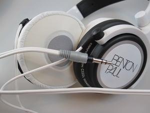 Image of Benton Paul Headphones