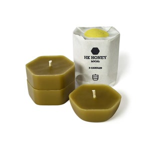 Image of HK Honey 3 Candles