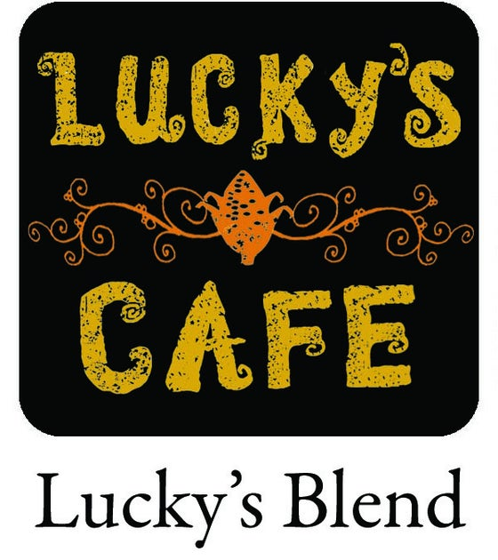 Image of Lucky's Blend Coffee (Whole Bean)