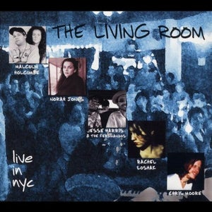 Image of Live @ The Living Room - Vol 1