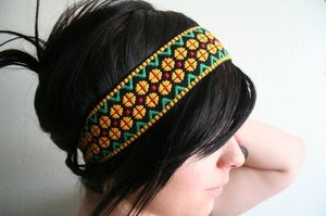 Image of Killer Guitar Strap Headband