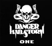 "Image of Danger Hailstorm -""One"" CD"