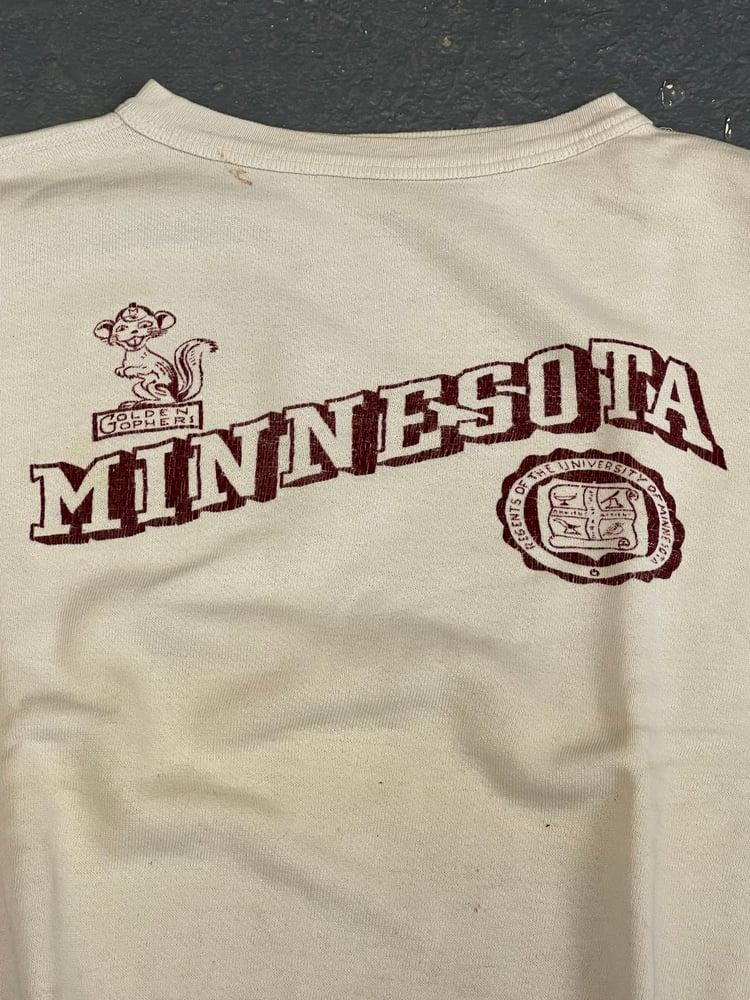 Image of 50/60s Minnesota University Sweatshirt