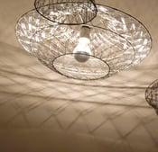 Image of Moderna Paper Clip Pendant Light
