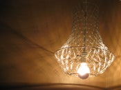 Image of Operetta Paper Clip Chandelier