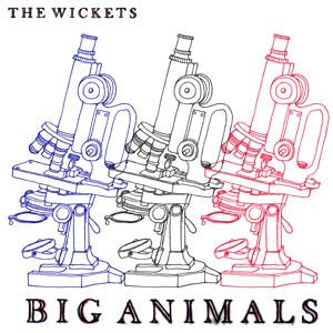 Image of The Wickets - Big Animals LP